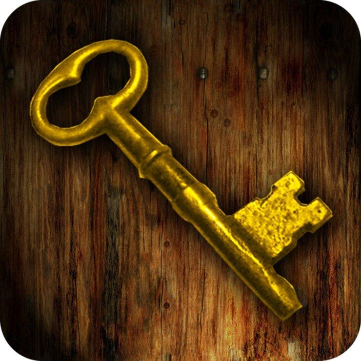 Картинка пиратский ключ