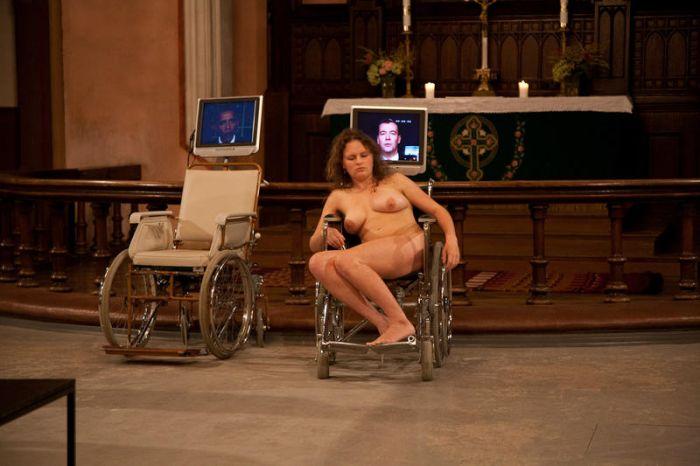 Инвалиды праститутки