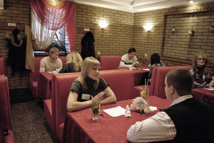 Хорошее кафе для знакомств в москве