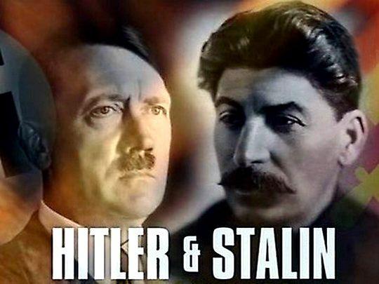 adolph hitler and joseph stalin essay