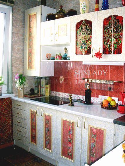 Реставрация старой мебели кухонной своими руками
