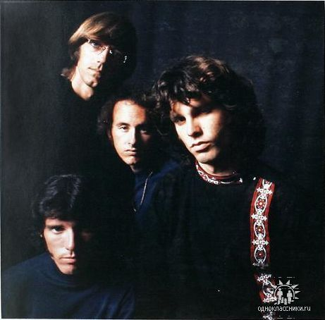 a report on the doors an american rock band