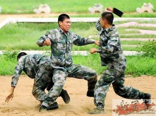 Секс в армии китая