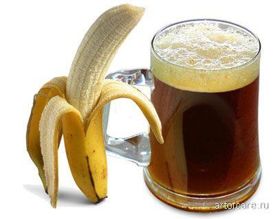 квас на банановых шкурках рецепт